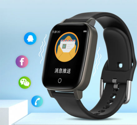 T1 Temperature Smart watch