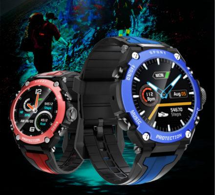 DK10 Music Sports Smart Watch